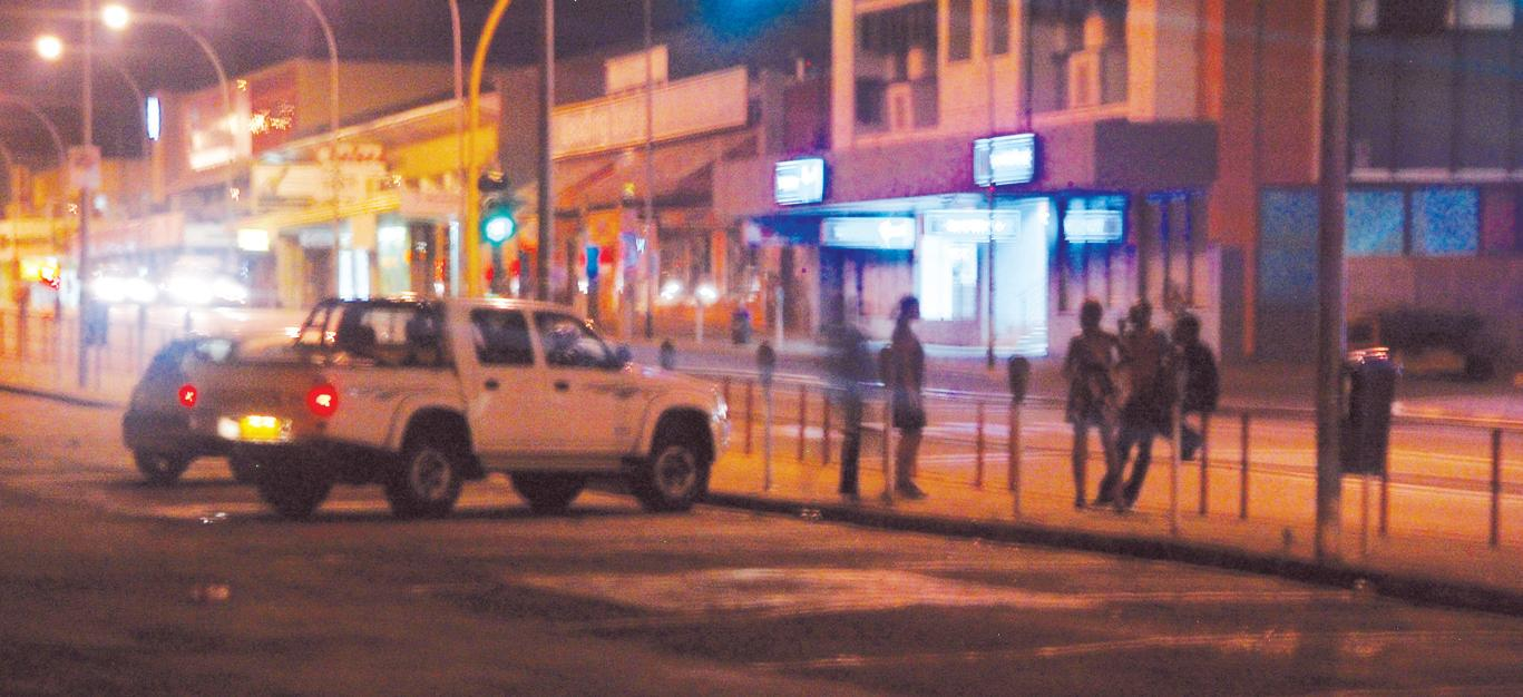 Windhoek namibia in prostitutes The Villager